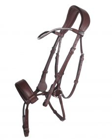 Bridle Sedna Brown Full