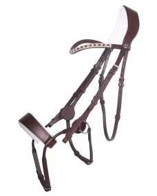 Bridle Ostara Brown Full