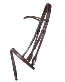 Trainings bridle Brown Full