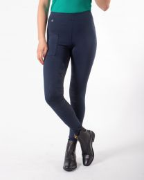Breeches pull-on Phylicia leg grip