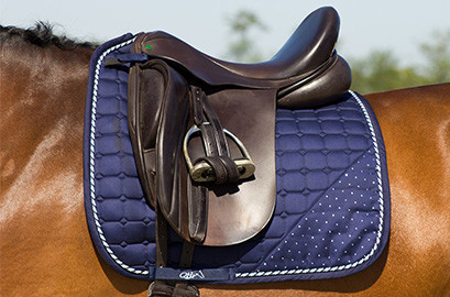Saddle pad Sparkle: 25% discount